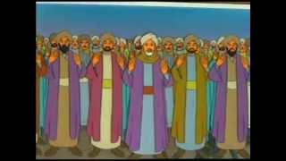Ayncalut Aslanı Moğollara Karşı (diniçizgifilm)