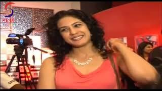 Burning Sree Swara at 'D-Day' Movie Promo Launch at Cinemax in Mumbai!!