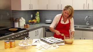 How To Make Individual Crustless Pumpkin Pie Cups #libbyspie201
