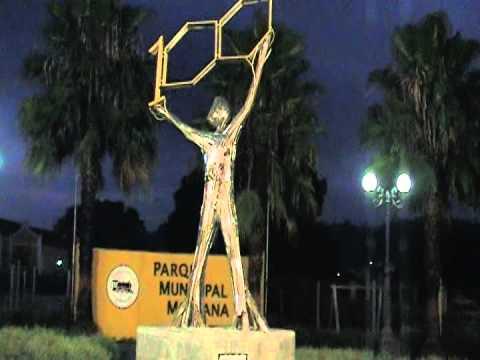 Monumento Centenário de Guaxupé MG Ze Vasconcellos Metal SculpturesZe Vasconcellos Metal Sculptures - Metal Sculptures - Campinas - São Paulo - Brasil