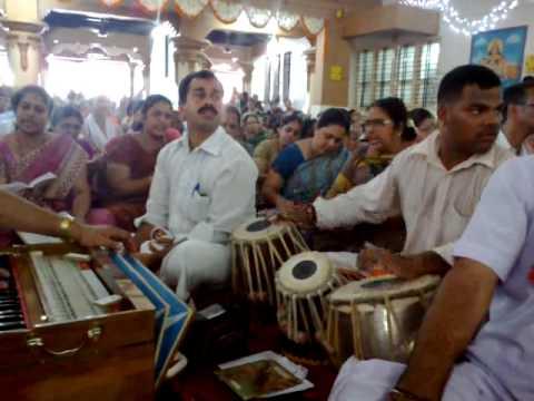 BHAJAN SEVA BY KARKALA BHAJANA MANDALI,CHATHURMASA VRATA ON 5.8.12
