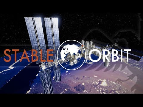 STABLE ORBIT Space Station Manager Game - Let's Play / Gameplay