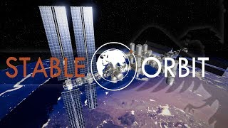 STABLE ORBIT Space Station Manager Game - Let