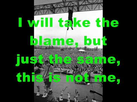 pearl-jam---the-end-lyrics