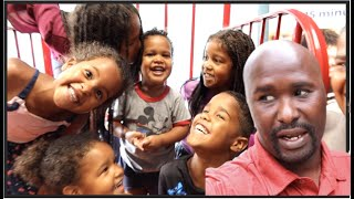 Dad of 10 parents ALONE for the week!