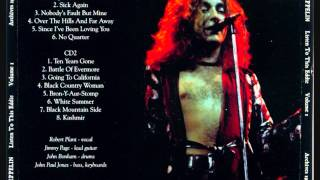 Led Zeppelin - (Listen to this Eddie) Live at the Los Angeles Forum 06/21/1977