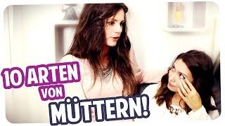 10 Arten von Müttern feat. Paola & Aussenseiter