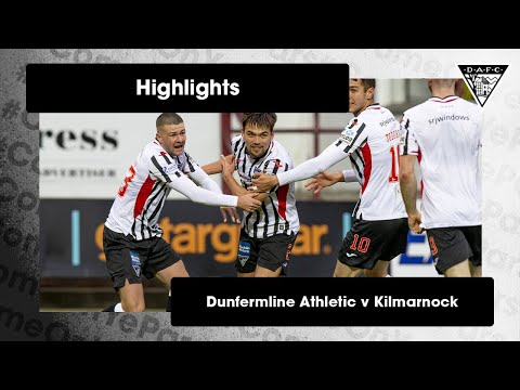 Dunfermline Kilmarnock Goals And Highlights