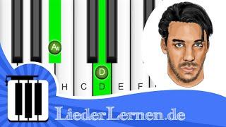 Rammstein - Ohne Dich - Klavier lernen - Musiknoten - Akkorde