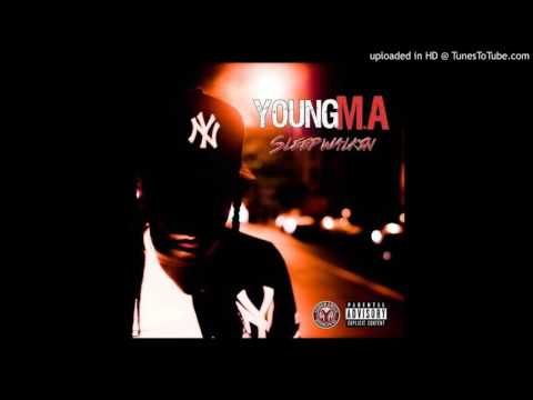 "Young M.A ""Danny Glover"" Freestyle"