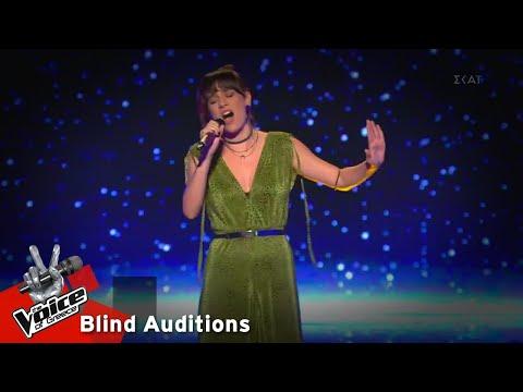 Κατερίνα (Καλένα) Κτίστη - Shallow   7o Blind Audition   The Voice of Greece
