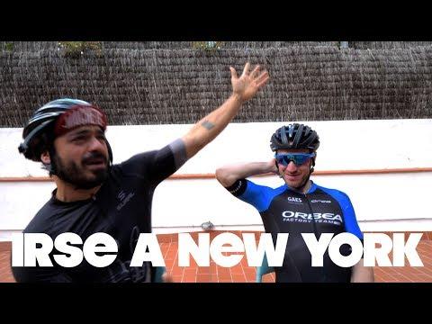 LO DE MUDARSE A NUEVA YORK