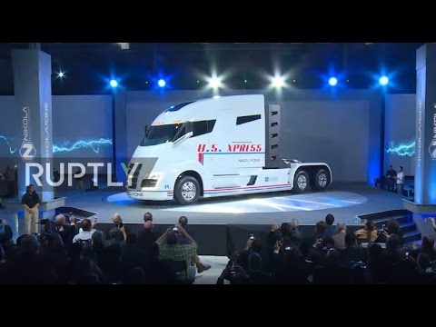 USA: This Nikola One hydrogen-powered truck may be the next