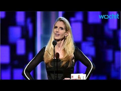 Ann Coulter Gets DEMOLISHED At Rob Lowe Roast | What's Trending Now