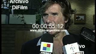 DiFilm - Declaraciones de Hector Veira (1996)