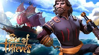 Sea of Thieves - OPEN SEAS, OPEN SAILS! - Monsters & Pirates - Sea of Thieves Gameplay (Closed Beta)