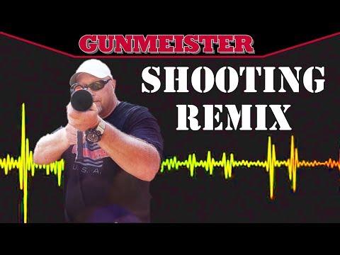 30 Guns Shot In 2 Minutes   Shooting Remix Turn It Up!