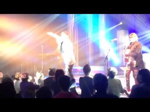 NIK P und Band in Cottbus & Dresden 2014