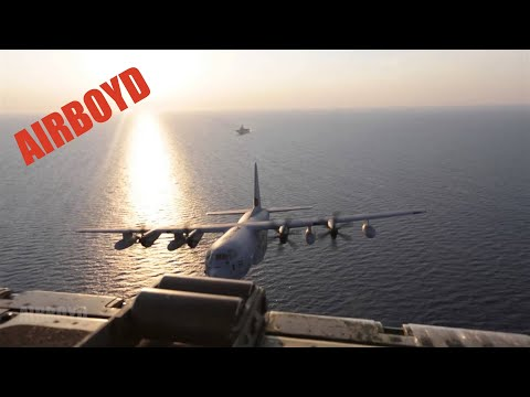 KC-130J - Sea Stallion, Harrier Aerial Refueling