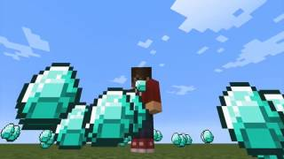 minecraft shine bright like a diamond