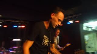 Moving Targets - Underground / Separate Hearts, live @ Gleis 22, Münster 19.10.2018