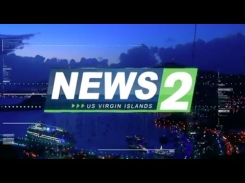 CBS TV2 Virgin Islands News Broadcast - April 21 2017 - Icon of the Islands Season 2 Kickoff