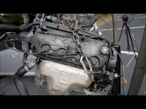 Series 1: Buying an JDM F23 Engine