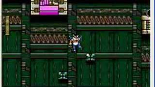 Megaman ZX Advent: Megaman a Minigame (up to second boss)