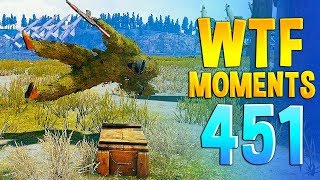 PUBG Daily Funny WTF Moments Highlights Ep 451