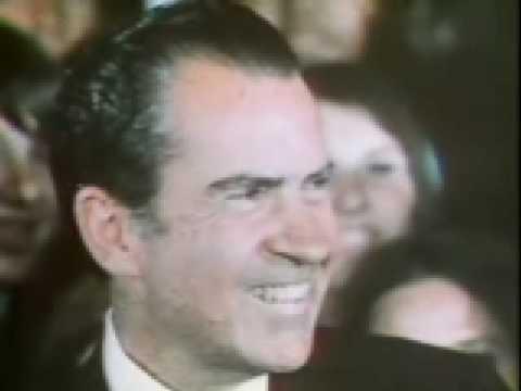 Richard Nixon Campaign Song 1972; Nixon Now