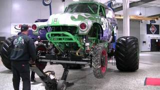Dennis Anderson's Grave Digger 20