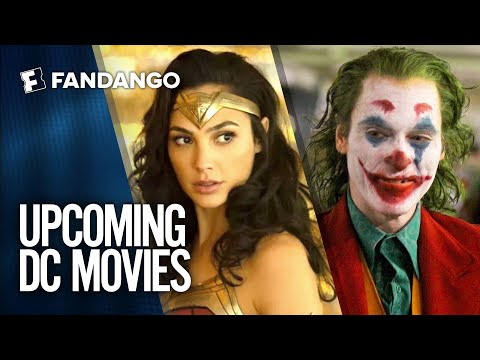 Upcoming DC Movie Preview | Movieclips Trailers