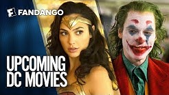 Upcoming DC Movie Preview 2018 - 2021
