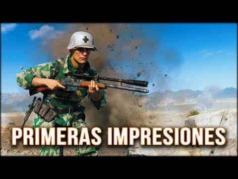 ¡PRIMERAS IMPRESIONES! - BATTLEFIELD V GAMEPLAY ESPAÑOL | DG88 thumbnail
