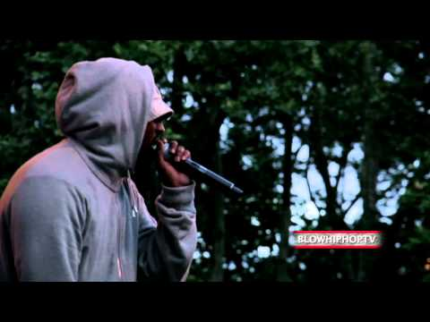 SCHOOLBOY Q  @ SUMMERSTAGE HANDS ON THE WHEEL : BLOWHIPHOPTVCOM