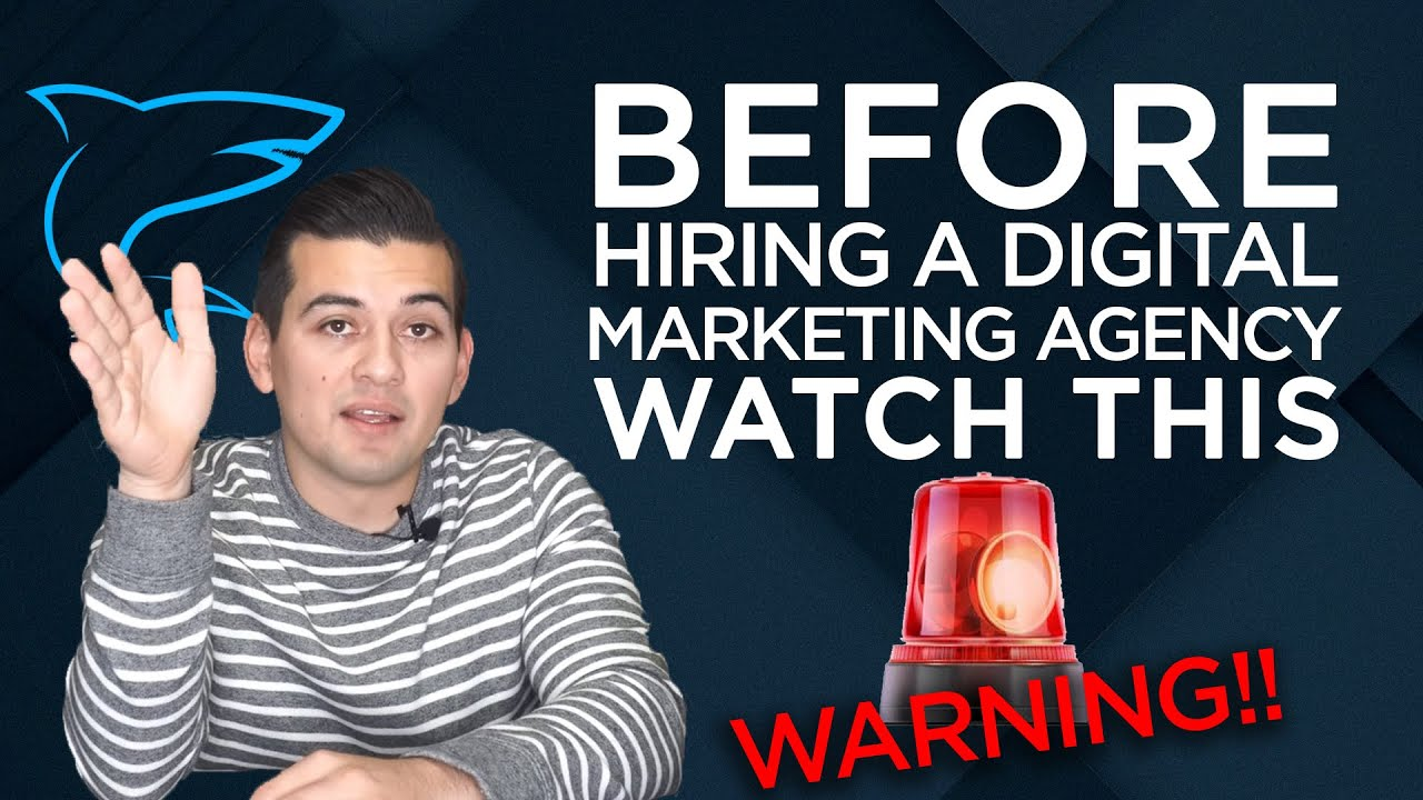 Warning! Before Hiring A Social Media Marketing Agency Watch This!