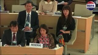 TIN ĐÊM: Đoàn Việt Nam tại Liên Hiệp Quốc bị hơn 100 nước chất vấn, bên ngoài thì bi.ểu tì.nh rầm rộ
