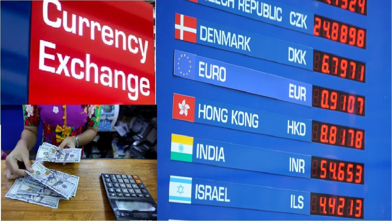 Today Forex Rates Foreign Exchange Open Market Currency