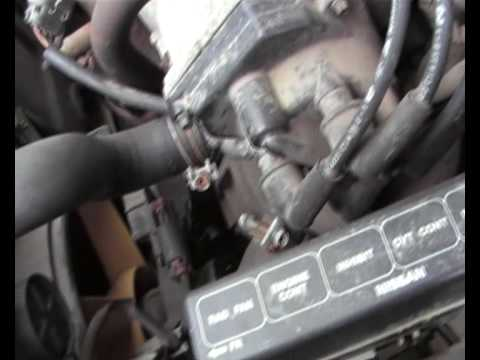 2003 Impala Engine Diagram Nissan Micra Radiator Fan Running Youtube