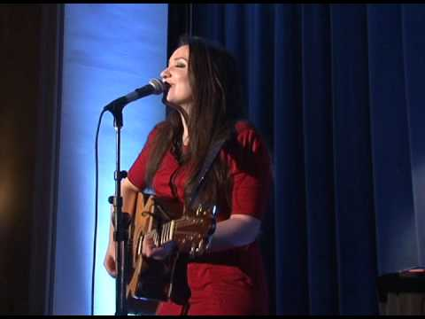 Casey McQuillen Performing At Old Town Hall Andover