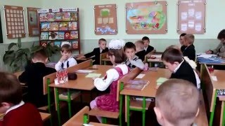 Урок позакласного читання  у 2 класі