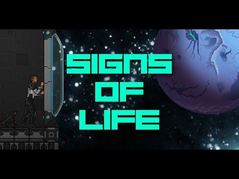 Signs of life - Gameplay Part 1 - The Escape Pod