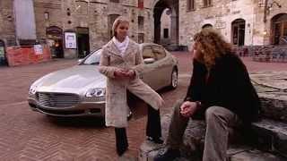 Maserati Quattroporte: Vicki Butler Henderson & Tom Ford