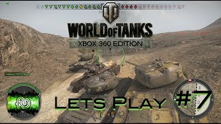 World of tanks:  Xbox 360 Edition, lets play 7