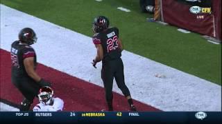 2014 Utah vs. USC - Devontae Booker Touchdown