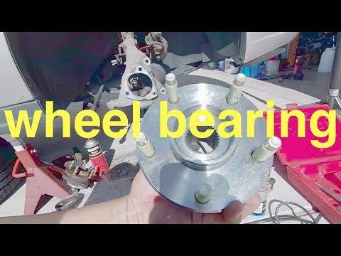 keep trying, Wheel Bearing Diagnose Replacement Chevy Malibu √ Fix it Angel