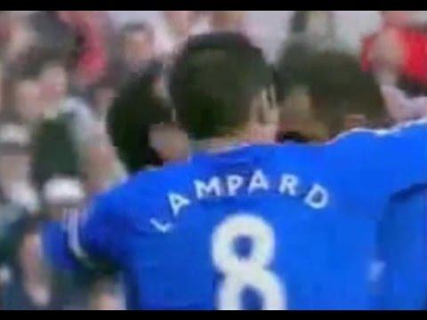 Middlesbrough v Chelsea 2007-08 ALEX GOAL