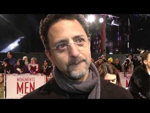 Grant Heslov   The Monuments Men Premiere