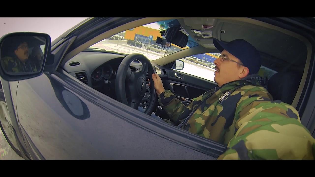 Видео Дневник: Subaru Outback, продолжаем шалить