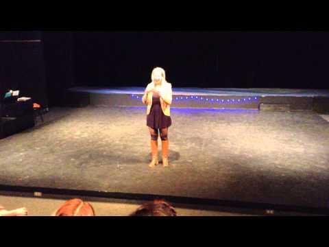 Speech 5 Megan Clark